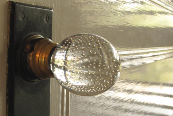 Crystal Doorknob Greyfield Inn