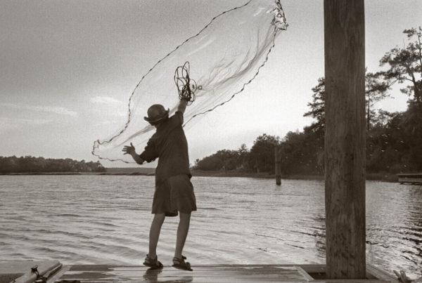 Teach a boy to fish…