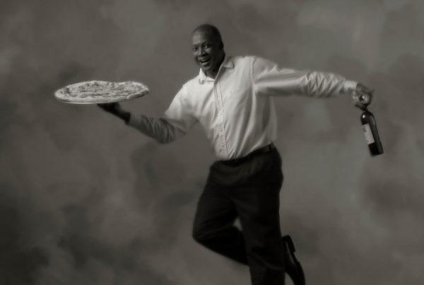 Pasta Vino Waiter
